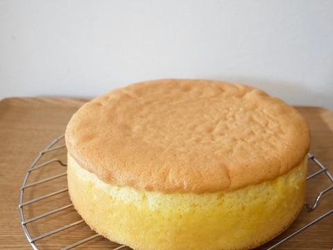 【簡単♩失敗しない】ふんわり スポンジケーキ