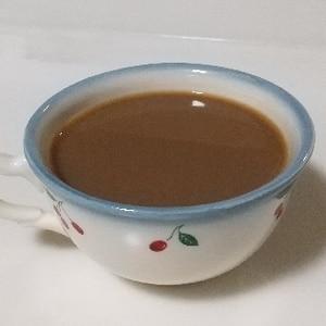 ドリップコーヒーで作るカフェオレ