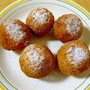 パンケーキミックスで簡単♪サクサクヘルシードーナツ