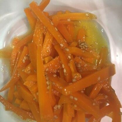 シンプルな調味料で美味しかったです