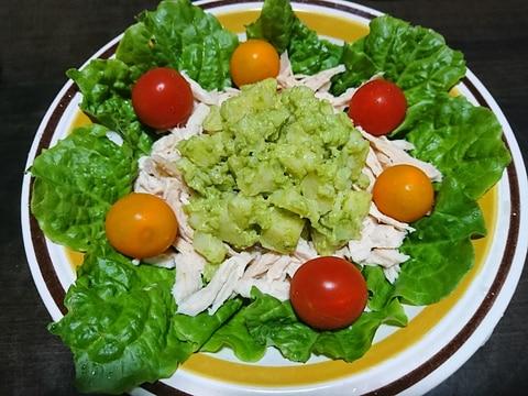 バジルポテトサラダ