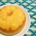 炊飯器とHMでしっとりパイナップルケーキ