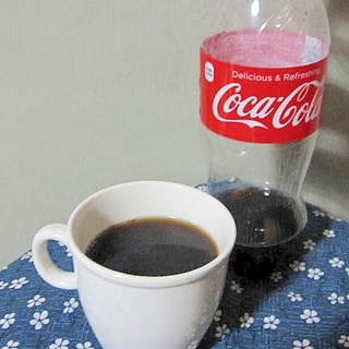 【コカ・コーラ】ホットレモンジンジャーコーラ
