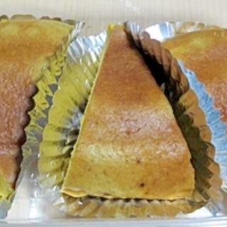 炊飯器で簡単☆パンプキンケーキ