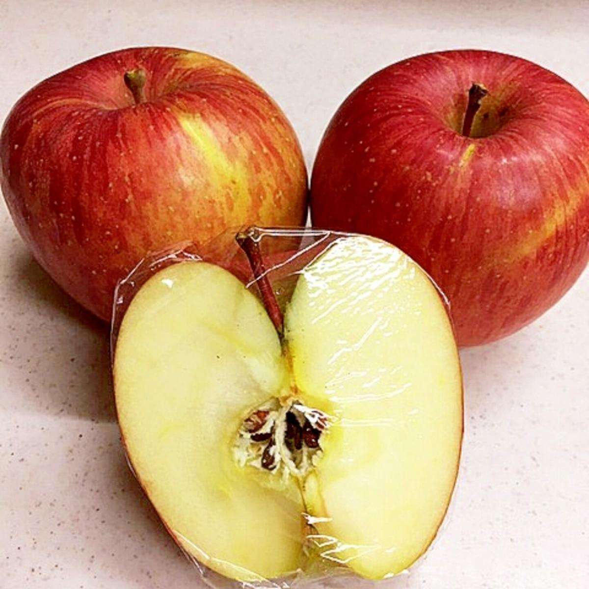 防ぐ りんご 変色