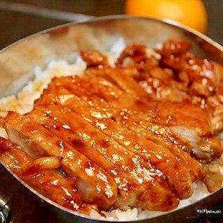 柔らか豚丼べんとう