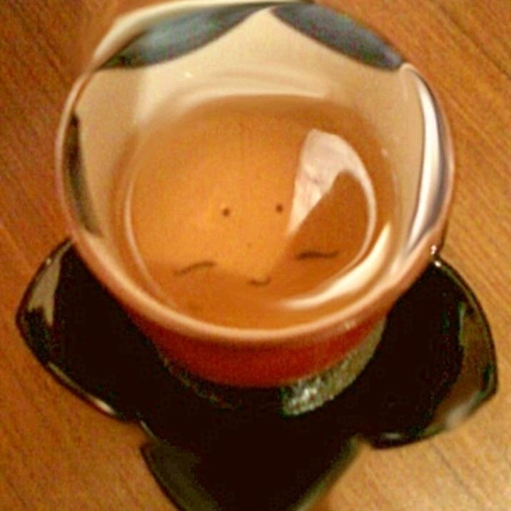 お菓子と合うお茶☆塩ウーロン茶♪