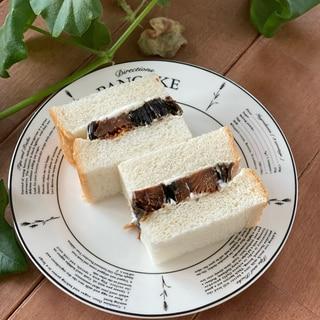 【おせちに飽きたら】昆布巻のサンドイッチ