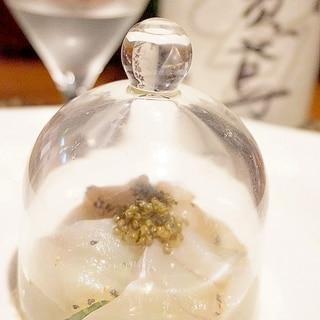 【山口食材】河豚の生ハム