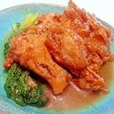 手羽元肉と玉ねぎの簡単煮☆塩麹