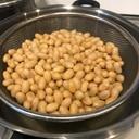 活力なべ☆簡単蒸し大豆