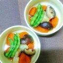 電気圧力鍋で長芋もほくほくおいしい煮物
