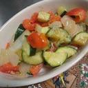トマトなし★塩こうじラタトゥイユ