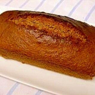 バターなし!ココアのパウンドケーキ