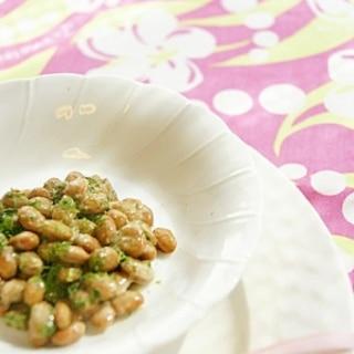 【納豆】マヨネーズ・青のり入り