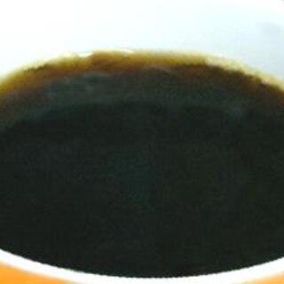 オレンジジャムコーヒー