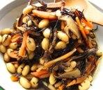 大豆とひじき煮