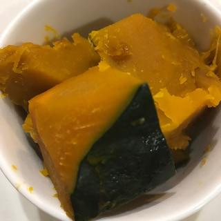 黄金比で簡単!!失敗なし、かぼちゃの煮物♡