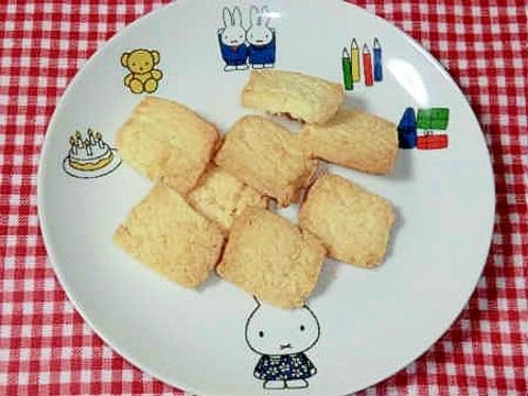 ホットケーキミックスで簡単ココナッツクッキー!