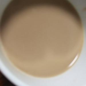 甘酒入りミルク珈琲