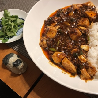 本場の味!!四川風麻婆豆腐