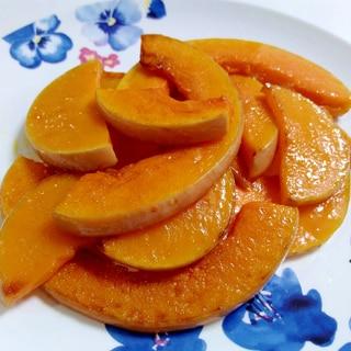 簡単もう一品☆バターナッツかぼちゃのソテー