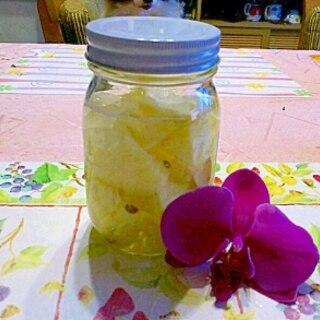 おうちで作るパイナップル酒