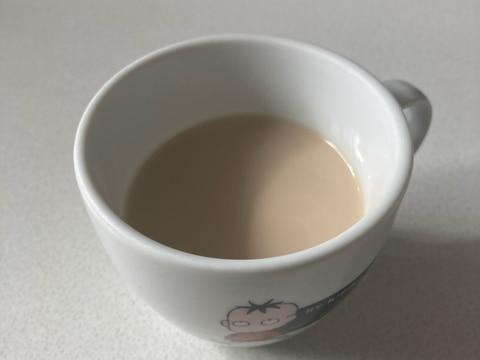 練乳蜂蜜シナモンカフェオレ