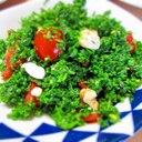 パセリのサラダ