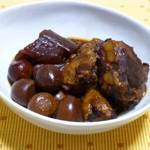 【沖縄】圧力鍋でとろとろ♪豚軟骨ソーキ煮