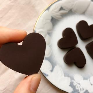 【乳製品大豆不使用】材料3つ!ココナッツチョコ