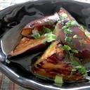 夏バテ対策☆茄子の梅煮☆甘酢っぱいなすの一品