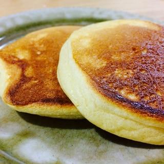 【ガサツ料理】極めてシンプルなふわふわパンケーキ