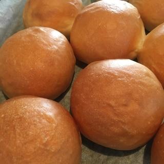 生クリームを使ったコクうま★ふわふわ丸パン
