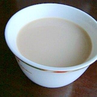 香ばしのハブ茶ミルク