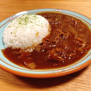 【アレンジ】松屋牛めしの具でハヤシライス