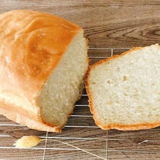 HBで☆国産小麦のふんわり食パン