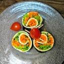 野菜とチーズ☆海苔巻き