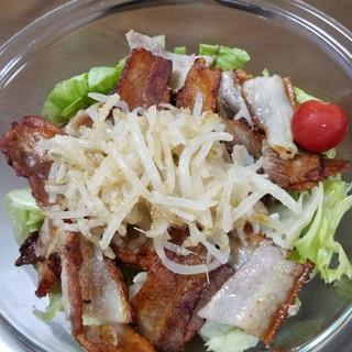 サムギョプサルサラダ