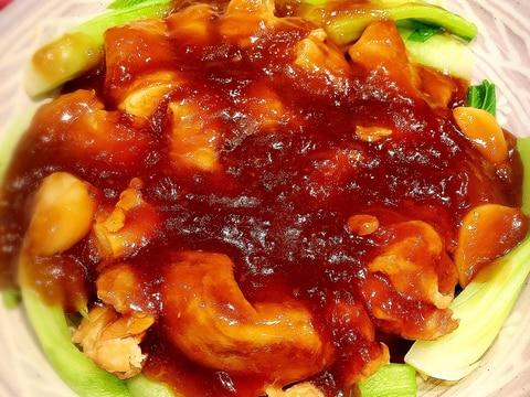 鶏モモ肉の中華風煮込み☆