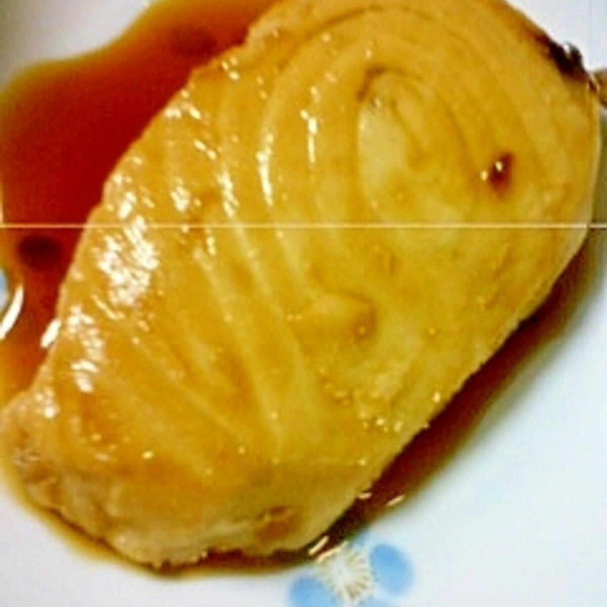 カジキマグロ の 煮付け 【みんなが作ってる】 めかじき 煮付けのレシピ