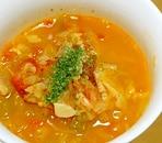 野菜が山盛り食べれる♡ 水なしでコンソメスープ♡