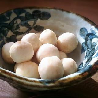 冷凍食品つかいきり☆里芋のレンジ煮