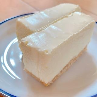 焼かないチーズケーキ⁇