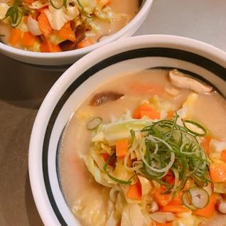 野菜たっぷりちゃんぽん麺♪