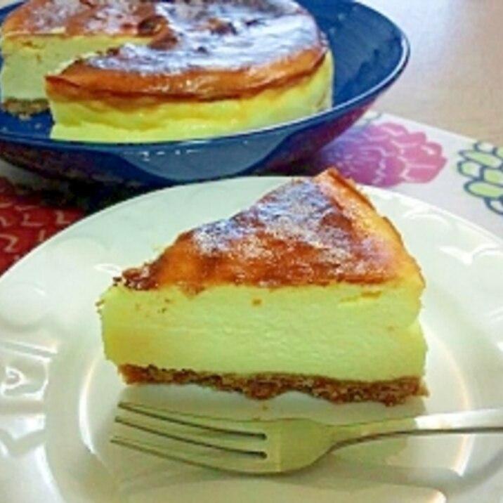チーズ 簡単 ベイクド ケーキ