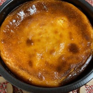 ★ベイクドチーズケーキ★混ぜて焼くだけ簡単!