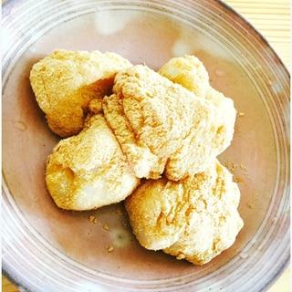 豆腐クリーム餅