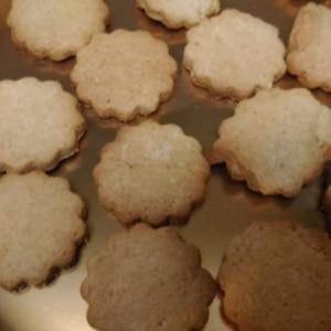 おからきなこクッキー