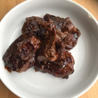 【ステーキ】エゾシカ肉のオレンジソースステーキ